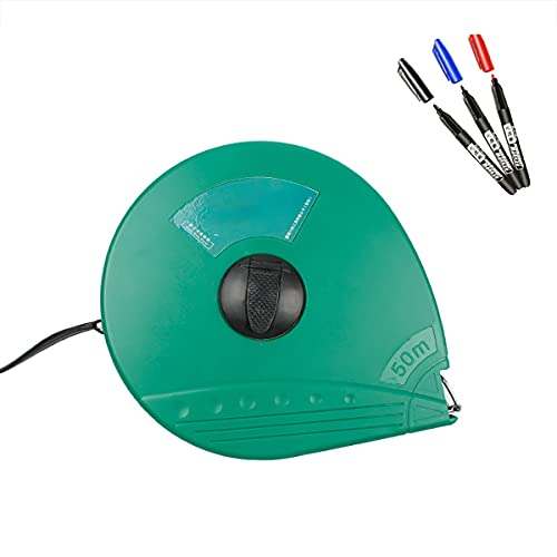 NZQLJT Measuring Tape, Portable Measuring Wheel Fiberglass...
