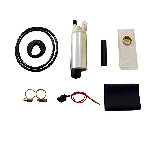 MUCO New High Performance Replacement Electric Intank Fuel Pump w/Installation Kit For Chevrolet Buick Cadillac Pontiac Oldsmobile EP240 EP270 E3240