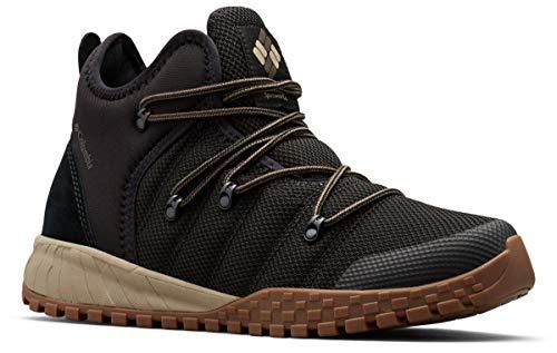 Columbia Fairbank 503 - Botas de Moda para Hombre, Black, Mud, 10.5 M US
