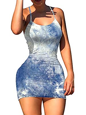 This sexy spaghetti strap tank dress made of polyester and spandex,soft and breathable,very suitable for holiday party need to match the jacket in winter Super stretchy fabric,suitable for:night club,cocktail,party,daily,in the winter wearing this wi...