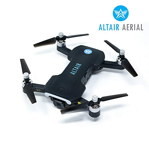 Product Image 5: Altair Aerial Dagger Foldable GPS Drone with 4K UHD Camera for Adults, 5G Compatible, Brushless Motors, Optical Flow Stabilization System, Auto Return, Weighs Less than 0.55 lbs (Lincoln, NE Company)