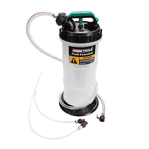OEMTOOLS 24389 5.3 Liter Best Manual Oil Extractor for Boat