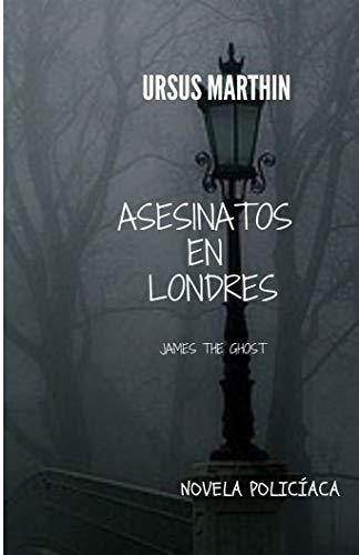 ASESINATOS EN LONDRES de URSUS MARTHIN