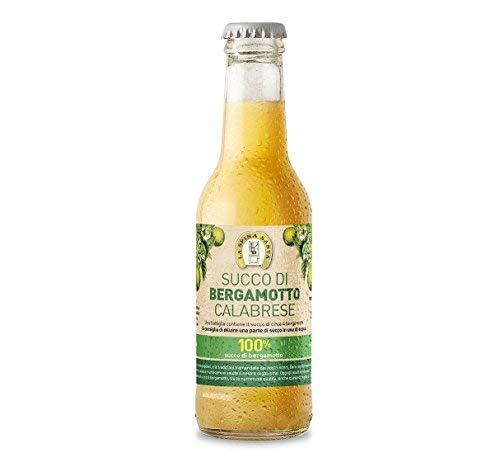 Succo puro di Bergamotto Calabrese