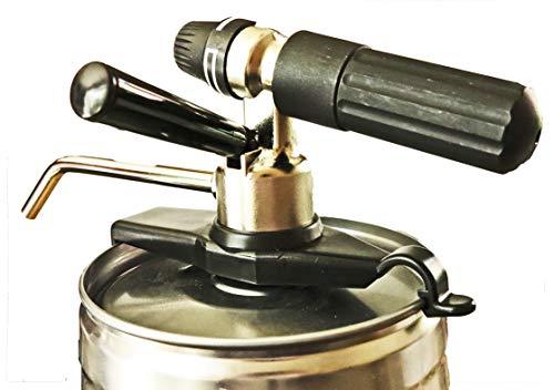 Dispenser per fusto di birra, Spillatore a CO2 regolabile per fusti di birra da 5litri, per party
