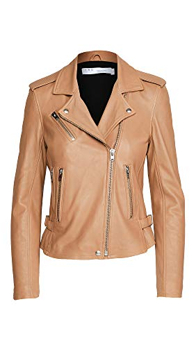 41cXX6vBcaL Shell: 100% lambskin Lining: 100% rayon Fabric: Mid-weight leather