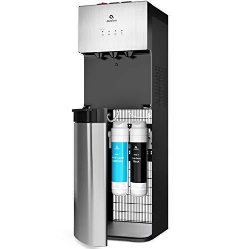 Avalon A5 Self Cleaning Bottleless Water Cooler Dispenser, UL/NSF/Energy star, Stainless Steel