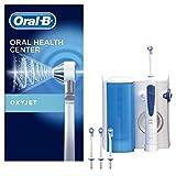 Oral-B Irrigador Bucal Con Tecnología Oxyjet De Braun, 4 Cabezales De Recambio Oxyjet,...