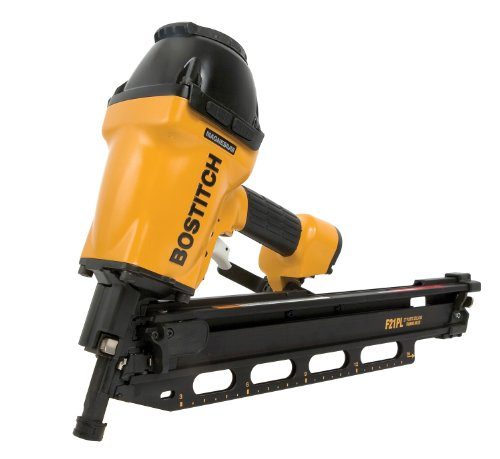 BOSTITCH Framing Nailer, Round Head, 1-1/2-Inch to 3-1/2-Inch, Pneumatic (F21PL)