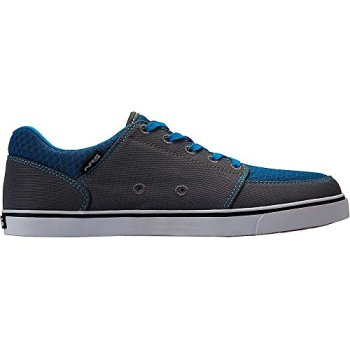 NRS Men's Vibe Water Shoe-Gray/Blue-9