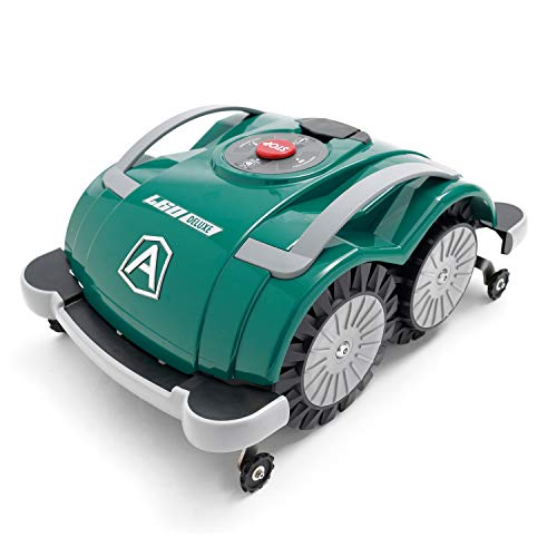 Ambrogio Robot AM060D0K8Z Robot Rasaerba L60 Deluxe senza Installazione, 5.0A.h