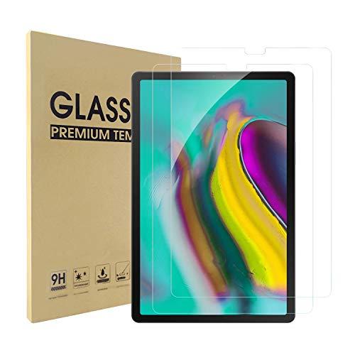 Simpeak [2 Pack Pellicola Protettiva Compatibile per Samsung Galaxy Tab S5e 10.5, Vetro Temperato...