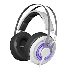 SteelSeries Siberia 650 Gaming Headset - White (formerly Siberia Elite Prism)
