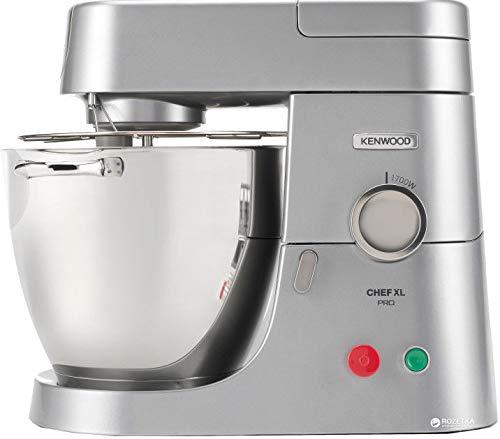 Kenwood KPL9000S Chef XL Pro impastatrice planetaria professionale 1700W 6,7Lt