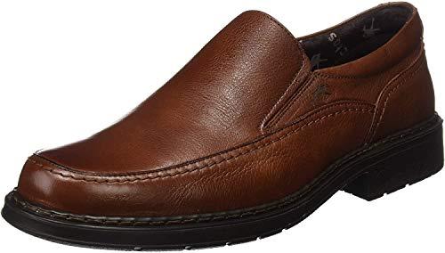 Fluchos- retail ES Spain 9578, Zapatos sin Cordones Hombre, Marrón (Libano), 41 EU