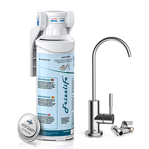 Frizzlife Under Sink Water Filter-NSF/ANSI...
