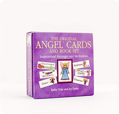 The Original Angel Cards: Inspirational Messages and...