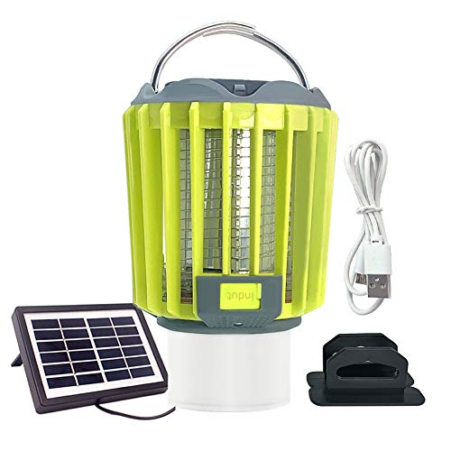Anordsem 3 en 1 Lampe Anti Moustiques Lampe Camping Lanterne Torche IP67...