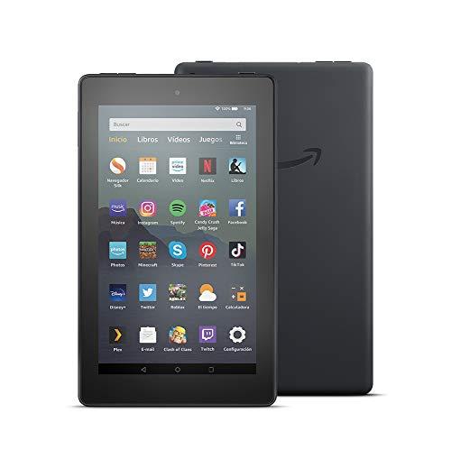 Tablet Fire 7, pantalla...