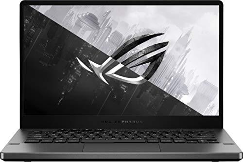 ASUS ROG Zephyrus G14 14' VR Ready FHD Gaming Laptop,8cores AMD Ryzen 7 4800HS(Beat i7-10750H),16GB RAM,1TB PCIe SSD, Backlight, Wi-Fi 6,USB Type C,HDMI,NVIDIA GeForce GTX1650,Win10(Eclipse Gray)
