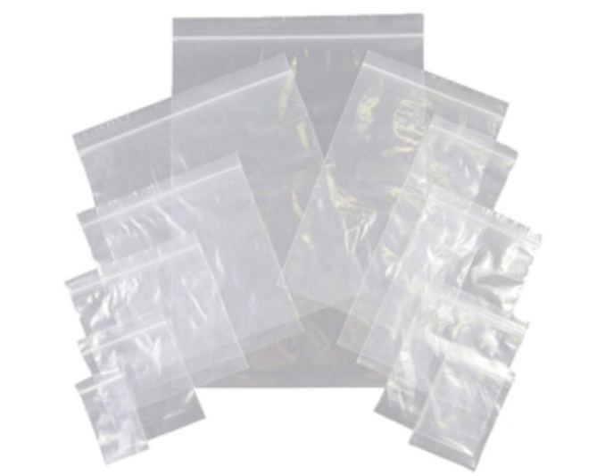 "bag it Paper Grip Seal Bags 5.5"" x 5.5"" - Pack of 100- Buy Online in Bermuda at bermuda.desertcart.com. ProductId : 48658432."