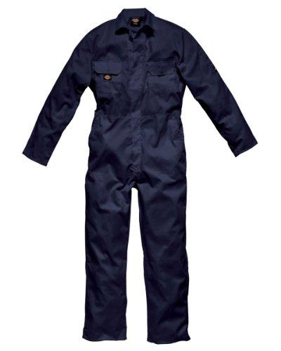 Dickies 4819ln grande Mono Overol azul marino Large