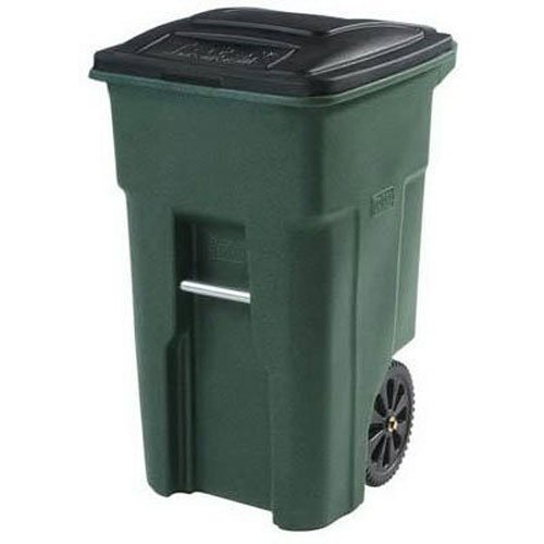 41d+y8Uap5L - 10 Best Outdoor Trash Cans with Locking Lid