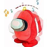 Entre los juguetes de peluche eléctrico de los EE. UU, Animales de peluche Juguetes del juego de la tripulación, linda muñeca de felpa para los niños de regalo de cumpleaños15cm