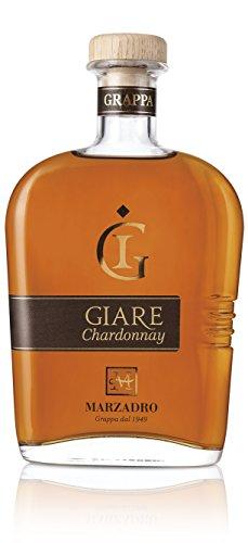 Marzadro Grappa Giare Chardonnay Riserva 45% vol - 700 ml