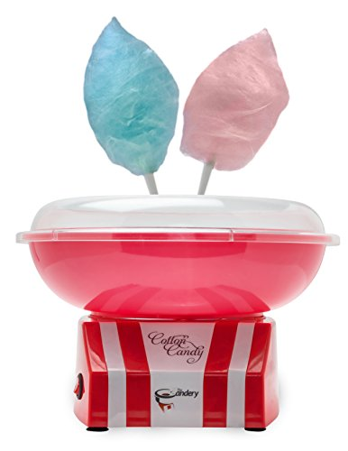 The Candery Cotton Candy Machine -...