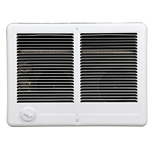Cadet Manufacturing 67527 Fan Forced Electric Wall Heater, 240 V, white