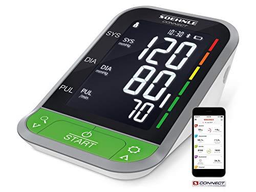 Soehnle 68097 Misuratore di Pressione Connect 400