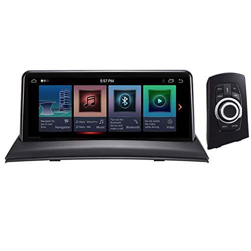 ANDROID 9 4GB RAM 32GB ROM GPS USB SD WI-FI DAB+ OBD2 Bluetooth navigatore compatibile con BMW X3 E83 2004 2005 2006 2007 2008 2009 Senza il monitor della fabbrica