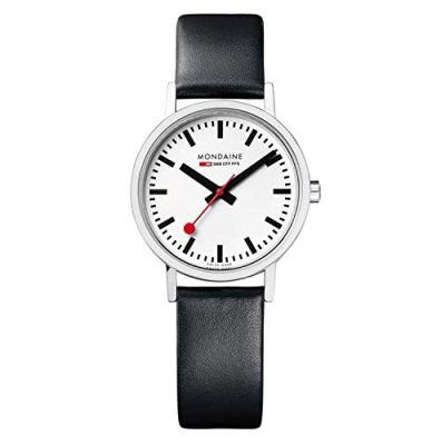 Mondaine Women's A658.30323.11SBB Quartz Classic Leather Band Watch