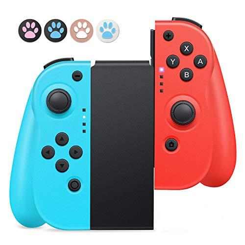Mandos para Nintendo Switch,Timoom Bluetooth Wireless Controller...