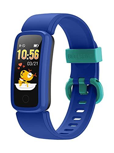 BIGGERFIVE Vigor Pulsera Actividad Inteligente Reloj Inteligente...