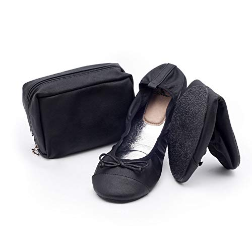 CatMotion Native Chaussures Pliantes - Noir (Elegance) - 38/39 EU