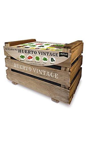 Semi Batlle–Kit Completo Karoo Urbano Vintage, 50x 33x 30cm