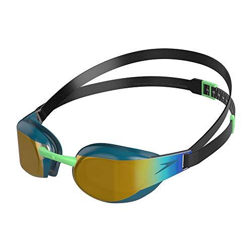 Speedo Unisex adulto Occhialini da nuoto Elite Mirror