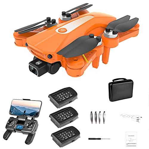 K80 PRO GPS 4K Dual ESC Camera Drone con Motore brushless, 5G WiFi FPV Drone con Funzione Follow Me, Drone Professionale per Adulti, 60 Minuti di Volo con 3 batterie