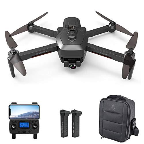 ZLL SG906 MAX RC Drone 4K fotocamera con custodia portatile e acuo, 3 assi Gimbal, prevenzione degli ostacoli, 5G WiFi GPS FPV drone senza spazzole RC Quadcopter per principianti