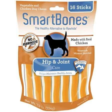 Amazon.com : SmartBones Chicken Dog Chews Calming (16 Sticks) : Pet Supplies