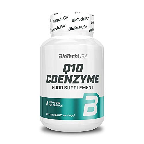 BioTech USA Q10 Coenzyme (30) 60 Kapseln, 1er Pack (1 x 30 g)