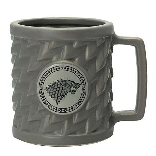 ABYstyle - GAME OF THRONES - Taza 3D - STARK