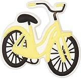 Crocs Jibbitz Sports and Leisure Shoe Charm, Beach Cruiser Bike, Small