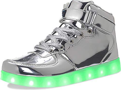 IGxx LED Light Up Shoes Light for Men