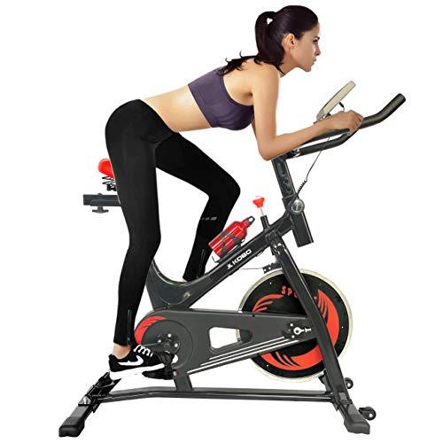Kobo Exercise Spin Bike with Steel Wheel (Imported) (SB-6)