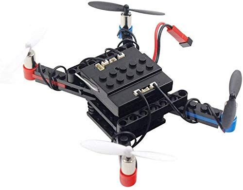aipipl Bloques de construccin Control remoto, 3D Flip Constryalo usted mismo y vuele para principiantes, para Nios Nios