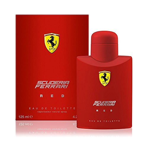 フェラーリ レッド EDT SP 125ml