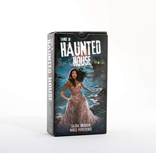 Tarot of Haunted House. 78 carte. Ediz. multilingue. Con Libro in brossura (Tarocchi)